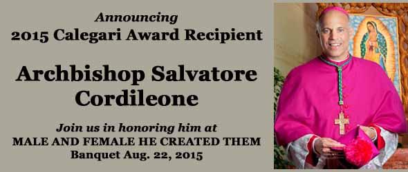 Calegari Award